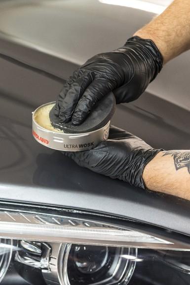 Ceara auto solida, Ultra wax, Autoland, 100 g 2