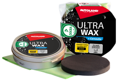 Ceara auto solida, Ultra wax, Autoland, 100 g 0