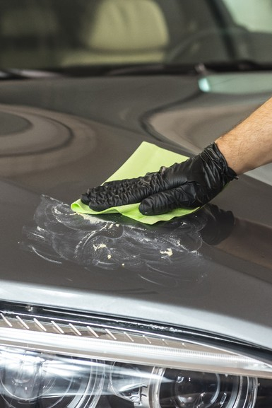 Ceara auto solida, Ultra wax, Autoland, 100 g 4