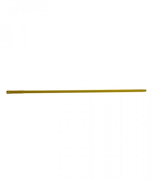 Coada metalica 120 cm, galbena 0