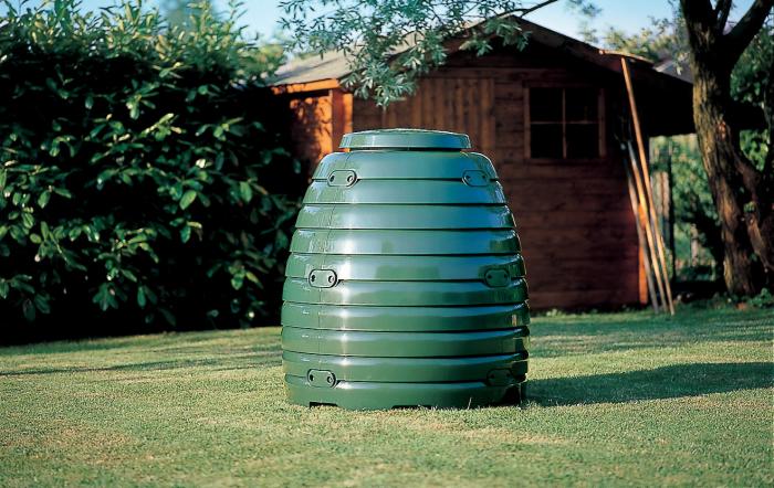 Compostor de gradina, verde, 660 L [5]