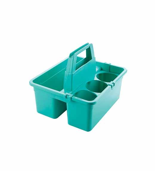 Cos din plastic pentru unelte / produse de curatenie [0]