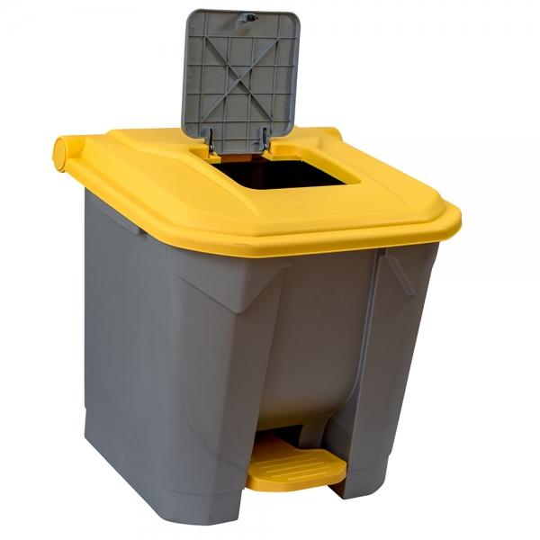 cos-gunoi-cu-pedala-cex-cube-30-l-galben [1]