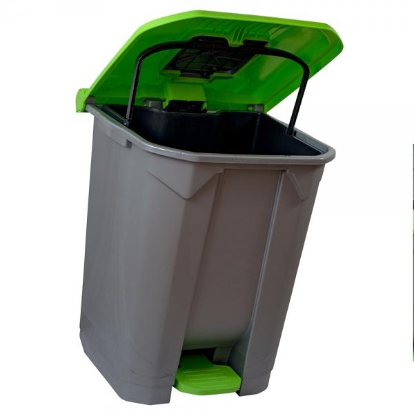 cos-gunoi-cu-pedala-cex-cube-50-l-verde [2]
