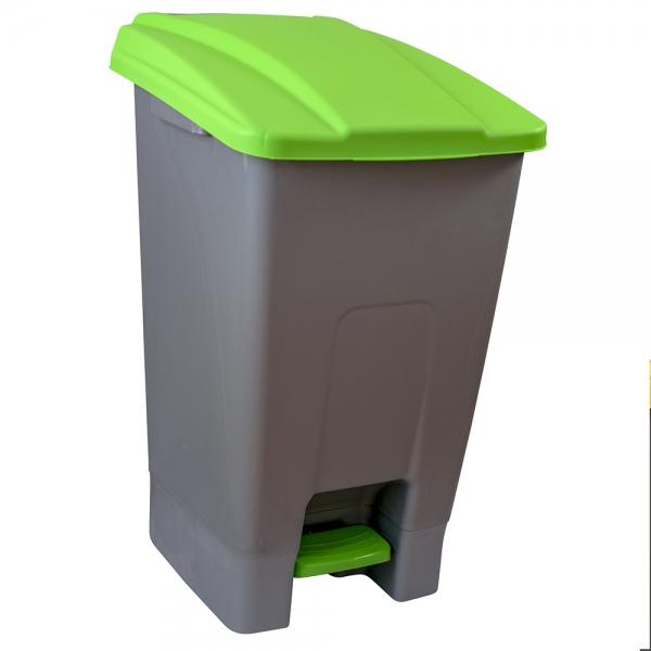 cos-gunoi-cu-pedala-cex-cube-70-l-verde [0]