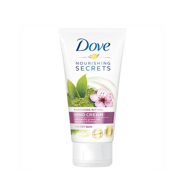 Crema de maini, Dove, Matcha & Sakura Blossom, 75 ml 0