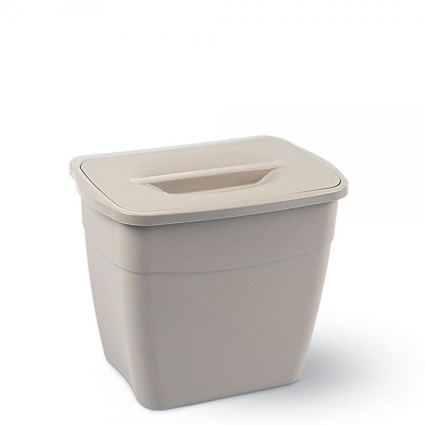 Cutie cu capac pentru usa dulap, Smart, 6 l 0