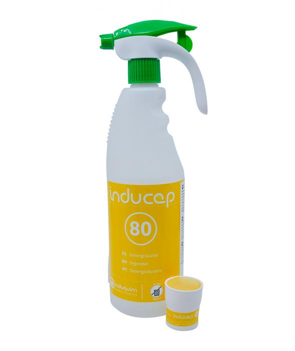 Kit degresant ultraconcentrat, Inducap 80, 22 ml [0]