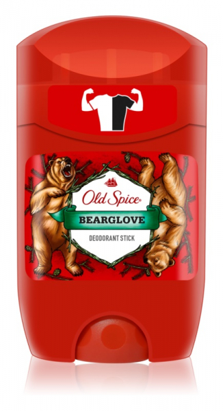 Deodorant antiperspirant stick, Bearglove, Old Spice, 50 ml 0