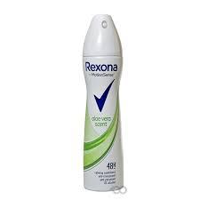 Deodorant Aloe Vera Scent, Rexona, 150 ml 0