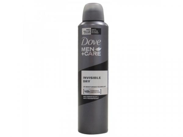 Deodorant Men+Care Invisible dry, Dove, 250 ml [0]