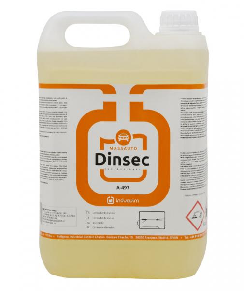Solutie pentru indepartarea resturilor de insecte, Dinsec, 5L [0]