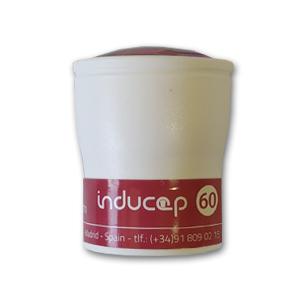 Detergent anticalcar ultraconcentrat baie, Inducap 60, 22 ml [0]