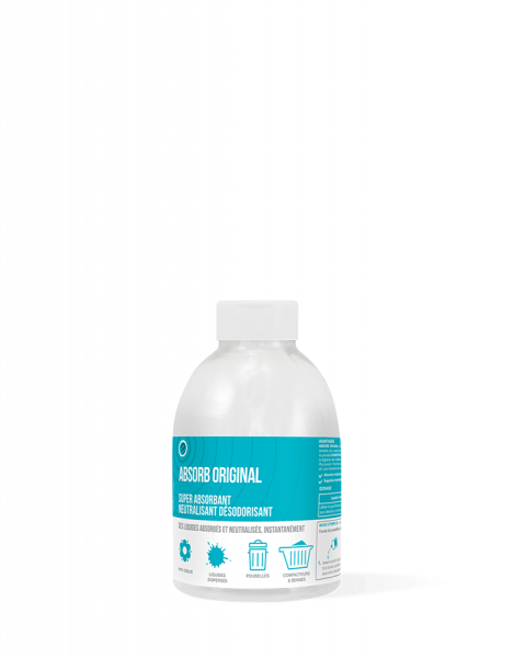 Granule superabsorbante neutralizante, ABSORB ORIGINAL, 500 ml 0