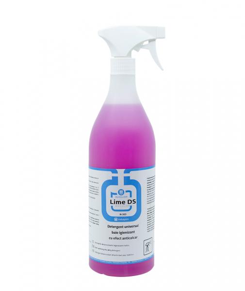 Detergent baie Lime Ds - 1 L 0