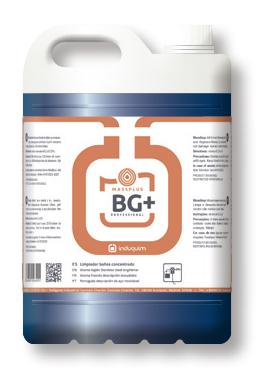 Detergent de baie igienizant, 2 L [0]