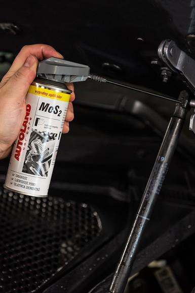 Spray degripant, MOS-2 Penetrating Oil, Autoland, 200 ml 1