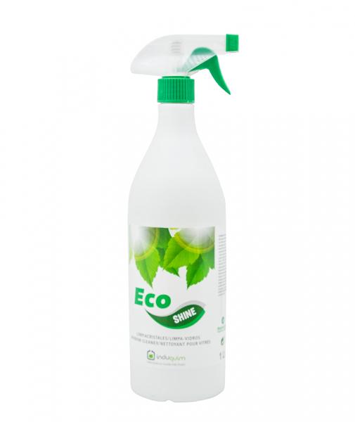 Detergent geam ecologic Ecoshine, 1L 0