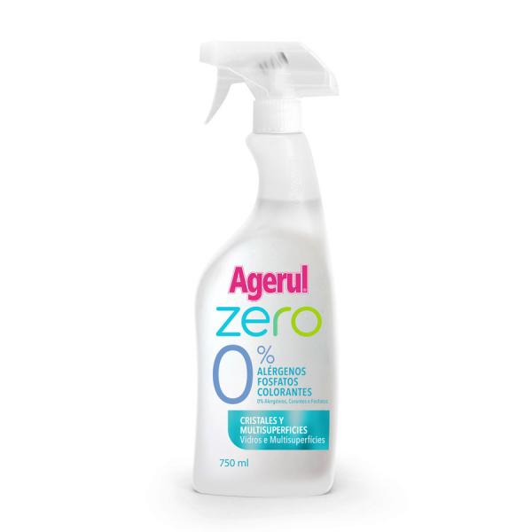 Detergent geam si multisuprafete, Zero, 750 ml 1