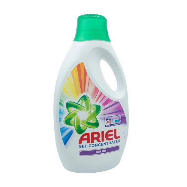 Detergent lichid Ariel Color, 2.2 l, 40 spalari 0