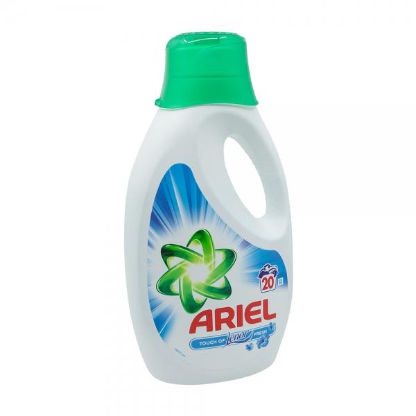 Detergent lichid Ariel Touch of Lenor Fresh, 1.1 l, 20 spalari 0