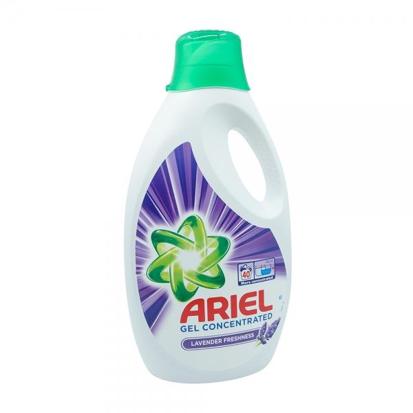 Detergent lichid Ariel Lavender Freshness, 2.2 l, 40 spalari [0]