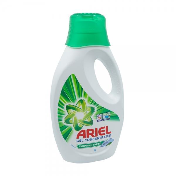 Detergent lichid Ariel Mountain Spring, 1.1 l, 20 spalari 0