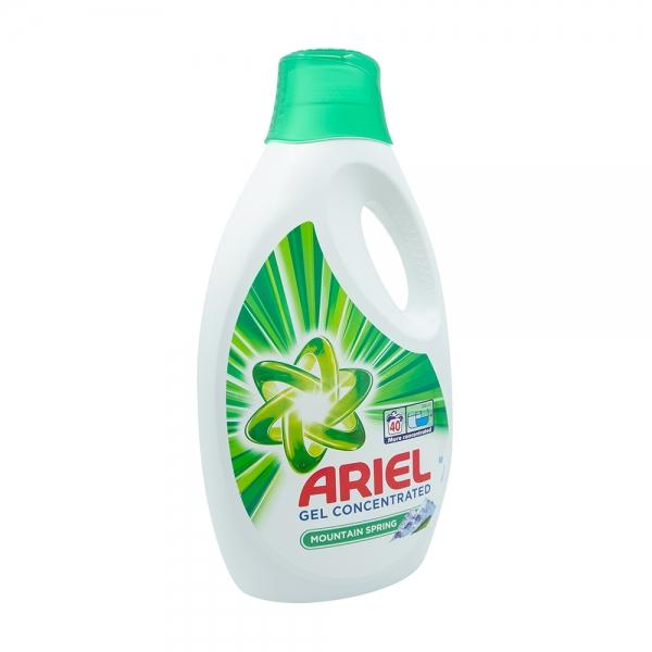 Detergent lichid Ariel Mountain Spring, 2.2 l, 40 spalari [0]