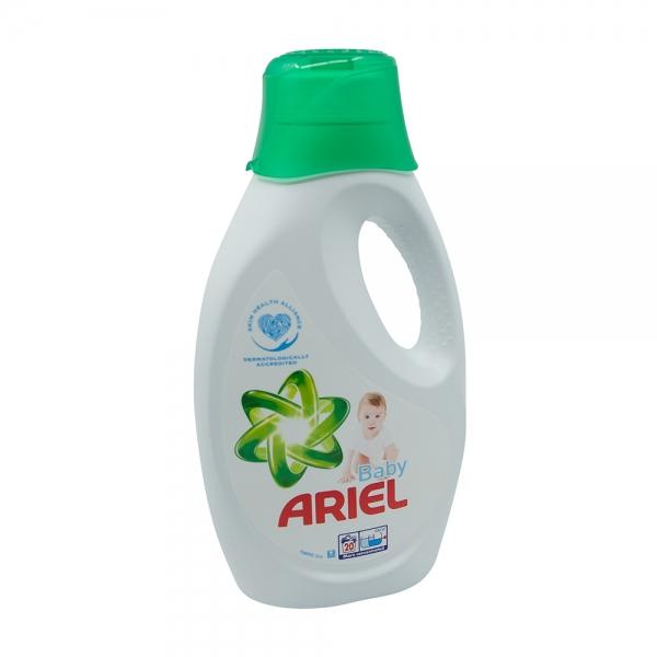 Detergent lichid Ariel Baby, 1.1 l, 20 spalari [0]