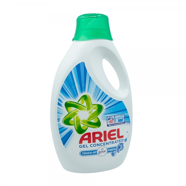 Detergent lichid Ariel Touch of Lenor Fresh, 2.2 l, 40 spalari [0]