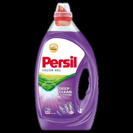 Detergent lichid Power Gel Color Lavender, Persil, 60 spalari, 3 L [0]