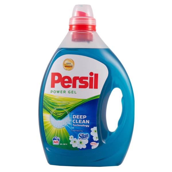 Detergent lichid Power Gel Freshness by Silan, Persil, 40 spalari, 2 L [0]