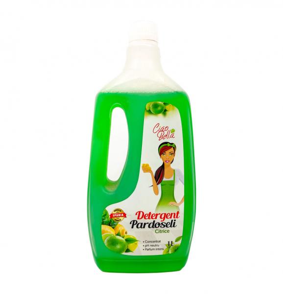 Detergent pardoseala Ciao Bella Citrice, 1L 0