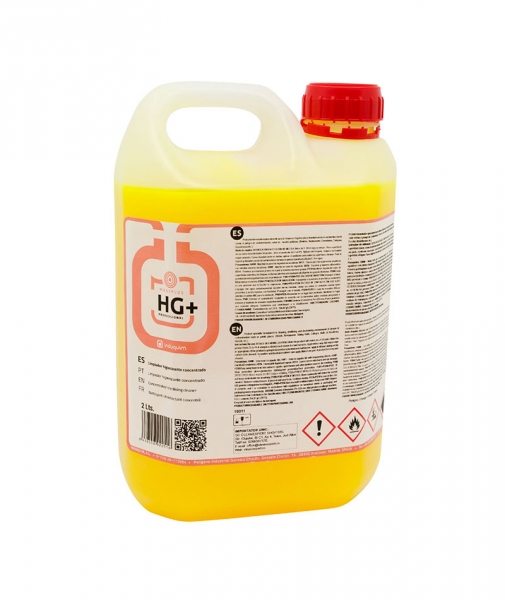 Detergent igienizant superconcentrat, HG+, 2 L 0