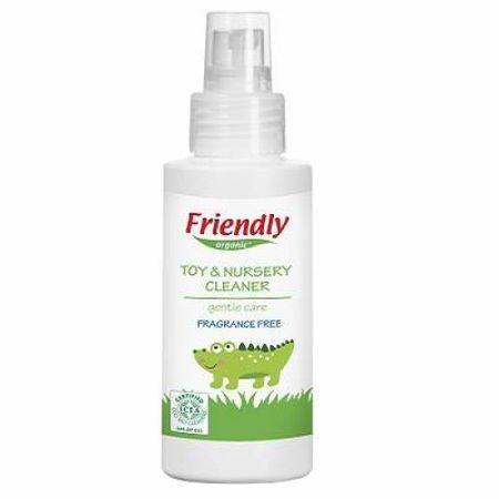 Detergent Spray Jucarii & Suparafete Friendly Organic,100 ml 0
