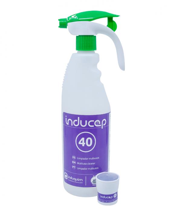 Kit detergent uz universal ultraconcentrat, Inducap 40, 22 ml [0]