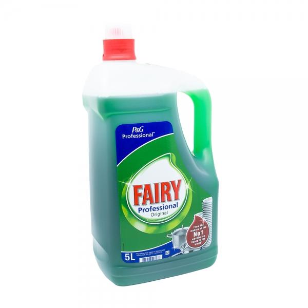 Detergent vase Fairy Professional Original, 5L [0]