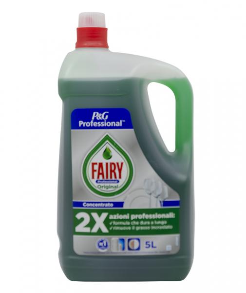 Detergent vase Fairy Professional Original, 5L 0