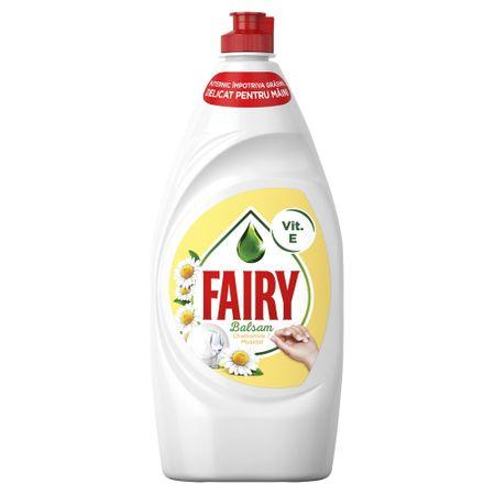 Detergent vase Fairy Sensitive Chamomile & Vitamin E, 1200 ml 0