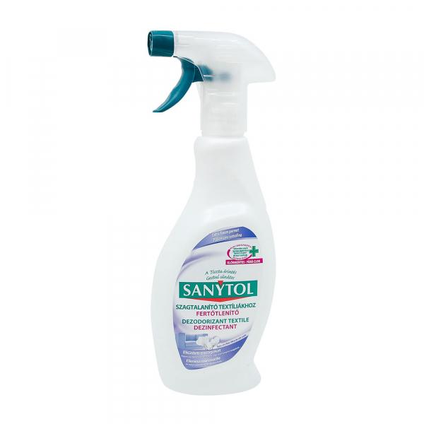 Sanytol dezinfectant si dezodorizant textile, 500 ml 0