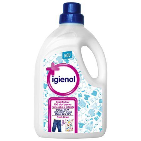 Dezinfectant pentru haine, Igienol, Fresh Care,1.5 L [0]