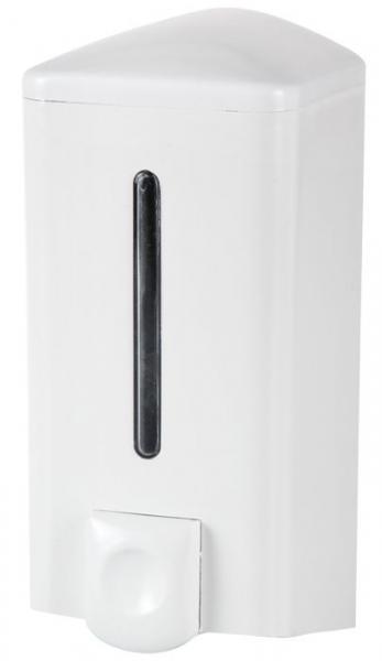 Dispenser sapun lichid alb, 1 L 0