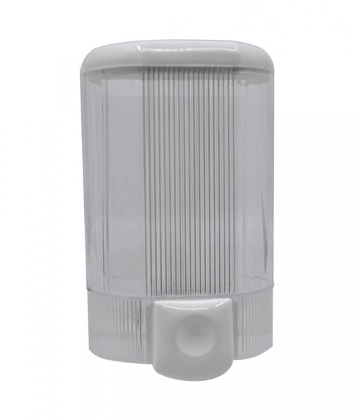 Dispenser sapun lichid, transparent, 1 L 0