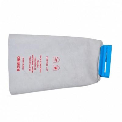 Dispozitiv pentru manevrarea sigurantelor MPR, manson piele, lungime 40 cm 0