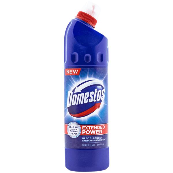 Domestos Original Bleach, dezinfectant, 750 ml 0