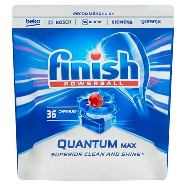 Finish Quantum Max Regular detergent pentru masina de spalat vase, 36 tablete [0]