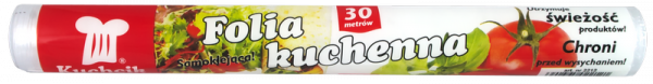 Folie alimentara pe rola, 30 m [1]