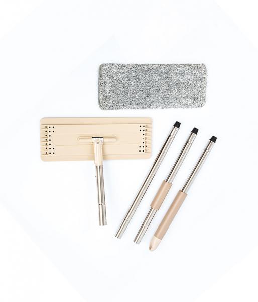 Galeata cu mop plat 40 cm, Tablet, cu 2 compartimente, 10 L (2*5L) [4]