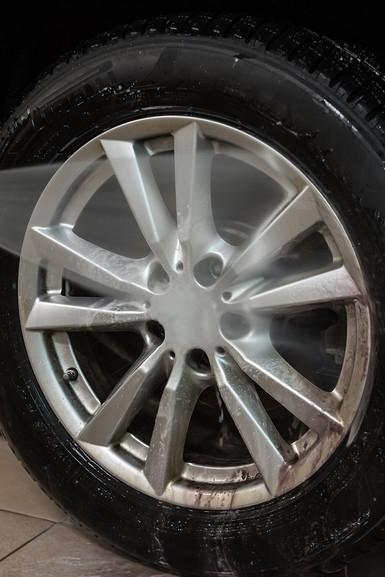 Solutie curatat jante si capace, Atack Wheel Cleaner, Autoland, 5 L [2]