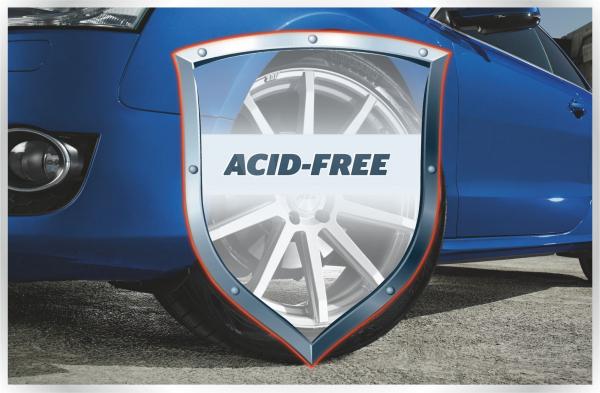 Solutie curatat jante si capace, Atack Wheel Cleaner, Autoland, 700 ml 5